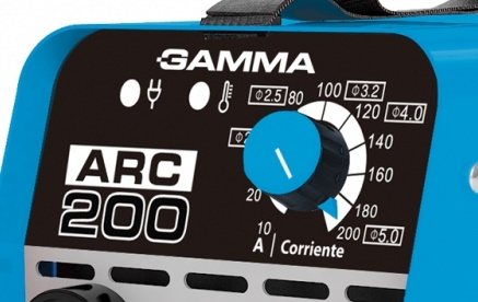 panel Gamma ARC 200