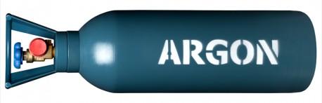 Gas para TIG Argón