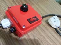 Regulador de velocidad para amoladoras
