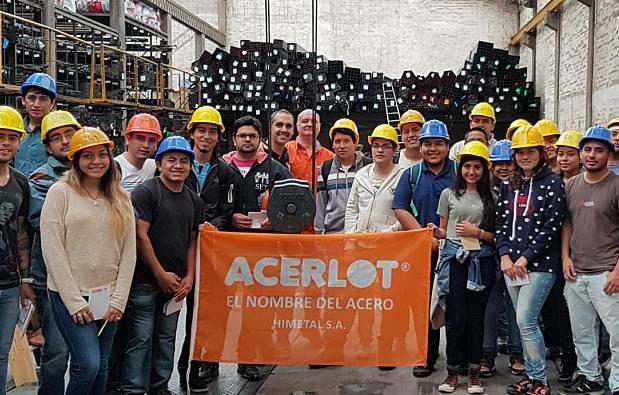 Acerlot - El nombre del acero en Salta