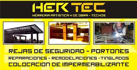 Her-Tec Herrería y Techado en Tucumán