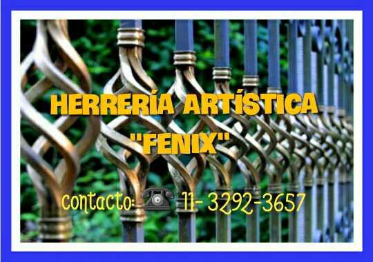 Herrería Artistica en Buenos Aires