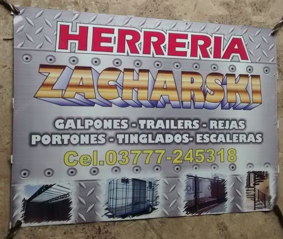 Herreria Zacharski en Entre Ríos