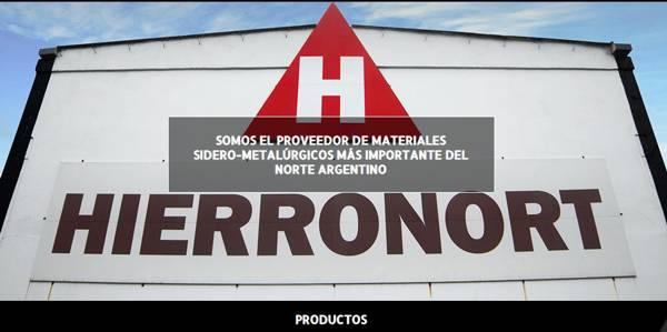 HIERRONORT SRL - Suc Tucumán