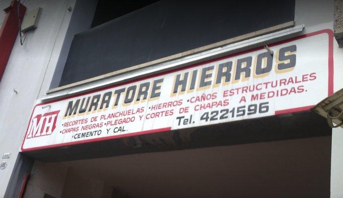 Muratore Hierros en Salta